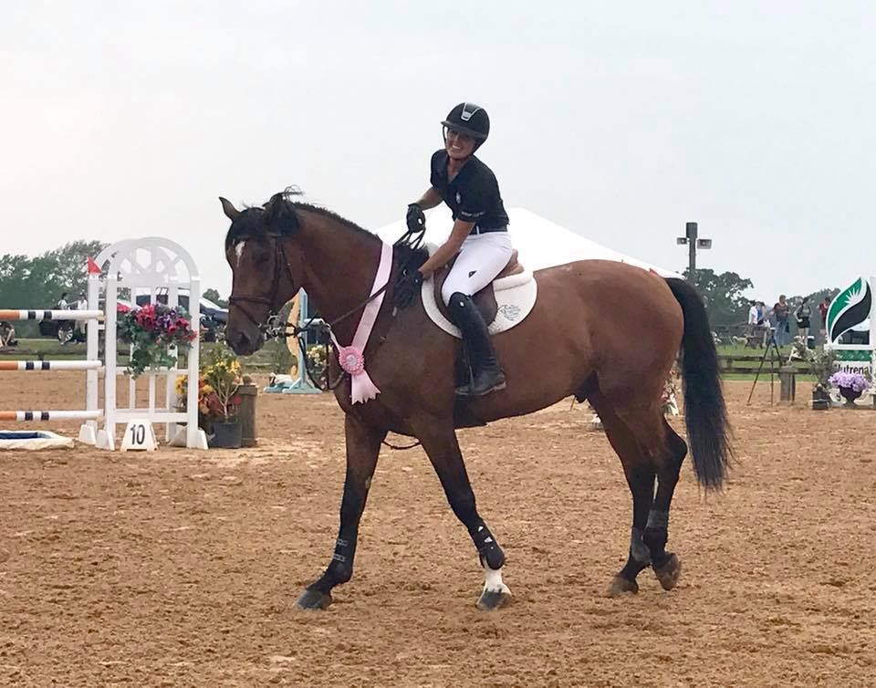 Hunter Jumper Riding Lessons In Dallas Fort Worth North