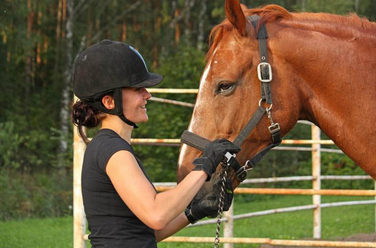 Helmet Safety Arguments North Texas Equestrian Center